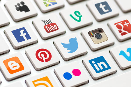 integrate to social media easily