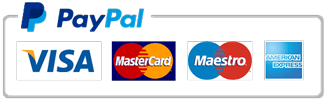 Pay by PayPal - 14 Day Money Back Guarantee
