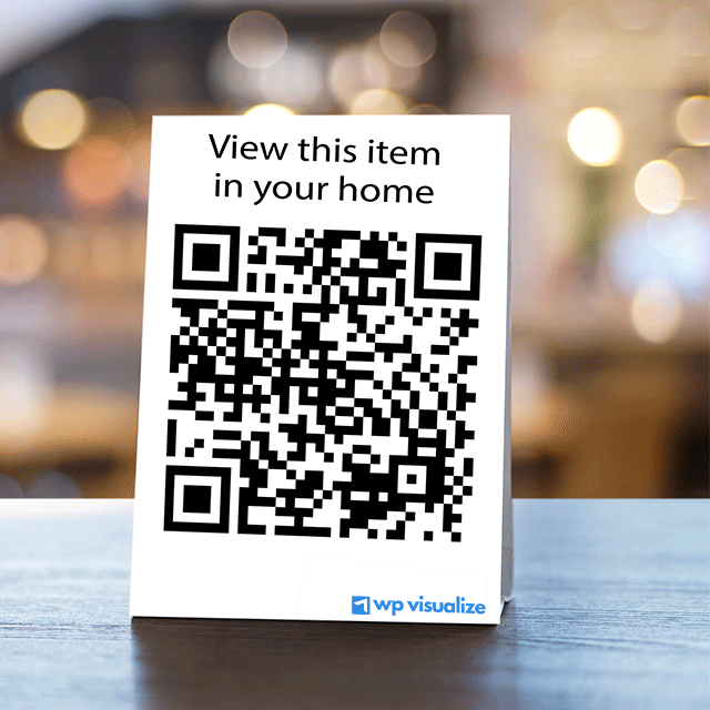 WP Visualize trackable QR codes